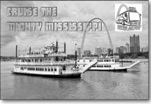 Jewish Seniors on the Move Gateway Arch Riverboat Cruise & Lunch