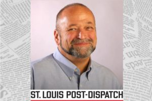 Joe Holleman from the St. Louis Post-Dispatch