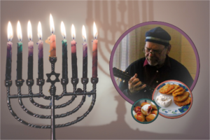 Seniors Chanukah Luncheon featuring Will Soll and the Youngers of Zion