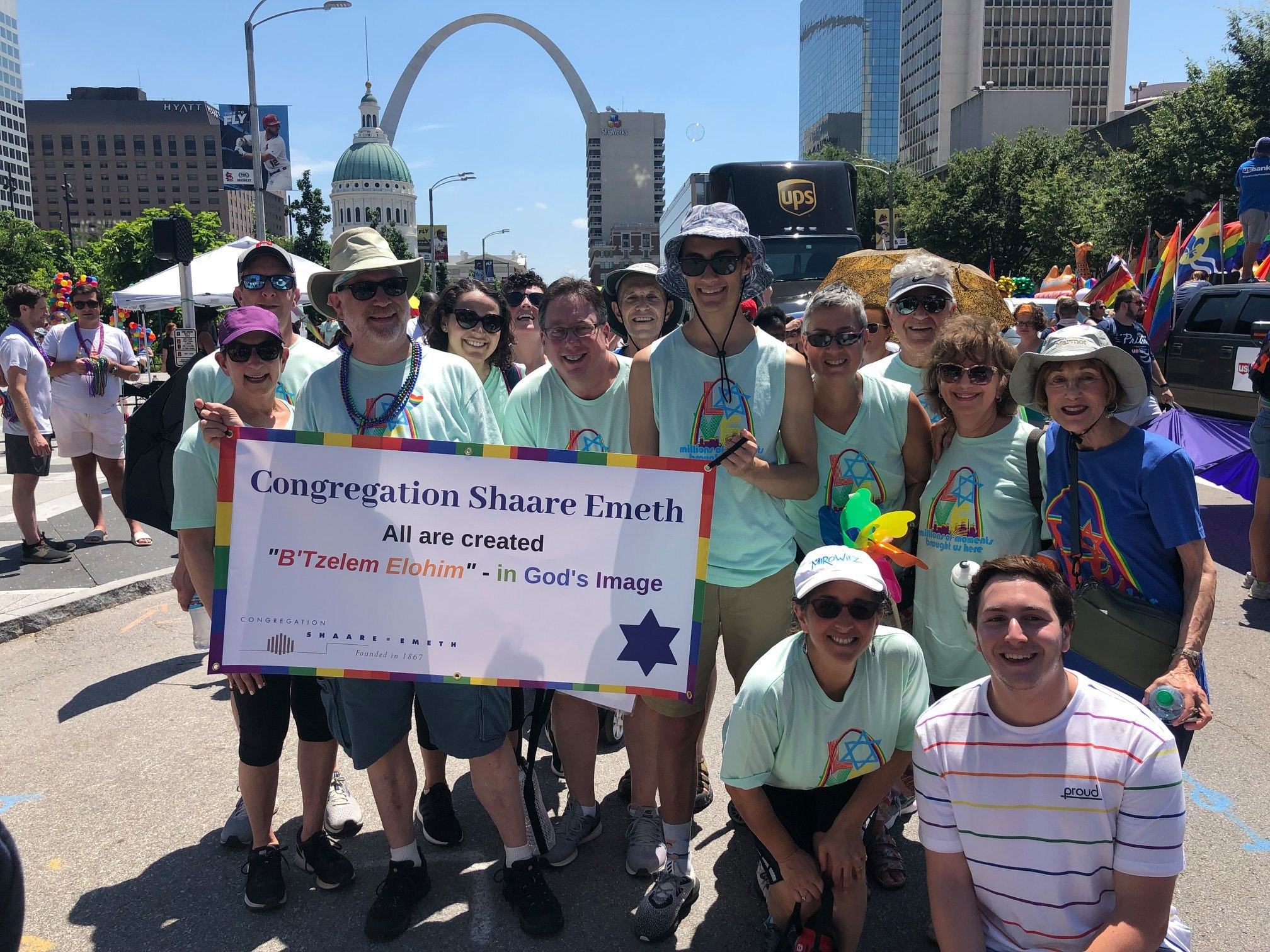 Keshet: LGBTQ Outreach and Support